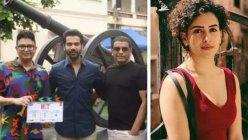 Rajkummar Rao and Sanya Malhotra's 'HIT- The First Case' goes on floors