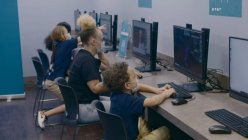 Dallas-based AT&T opens first community learning center to bridge the digital divide