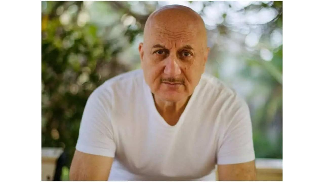 Anupam Kher to be conferred with prestigious Honorary Doctorate by Hindu University of America