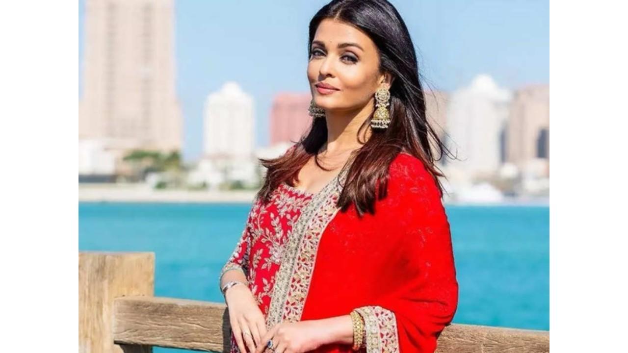 Aishwarya Rai Bachchan wraps shooting for 'Ponniyin Selvan', announces release in 2022