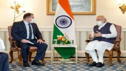 PM Modi meets global CEOs from key sectors on day 1 of his US visit