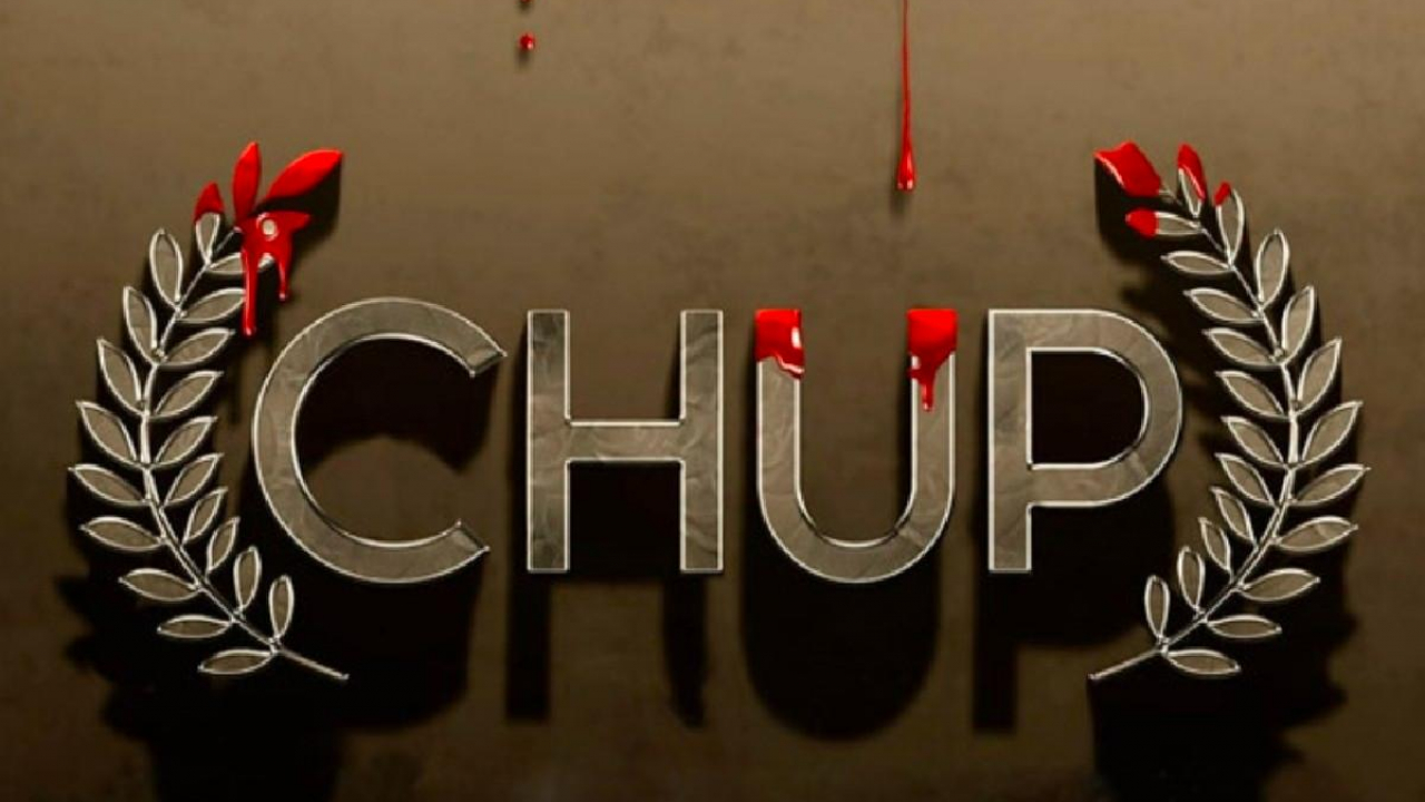 R Balki's upcoming film, Chup, starring DulquerS almaan, Sunny Deol, Pooja Bhatt, and Shreya Dhanwanthary; Akshay Kumar releases motion poster.
