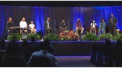 Arlington police hosted a community seminar on ways to avoid youth gun violence.