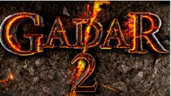The motion poster for Sunny Deol and Ameesha Patel's sequel 'Gadar 2' has got released.