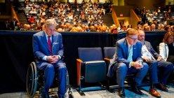 Governor Greg Abbott dismisses Lt. Gov. Dan Patrick's call for a fourth special legislative session.