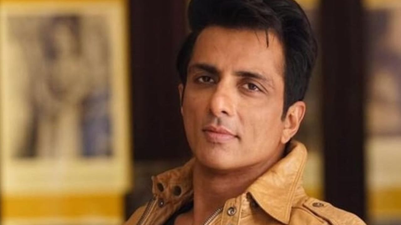 Sonu Sood sends tractor to family who let his two daughters plough the field