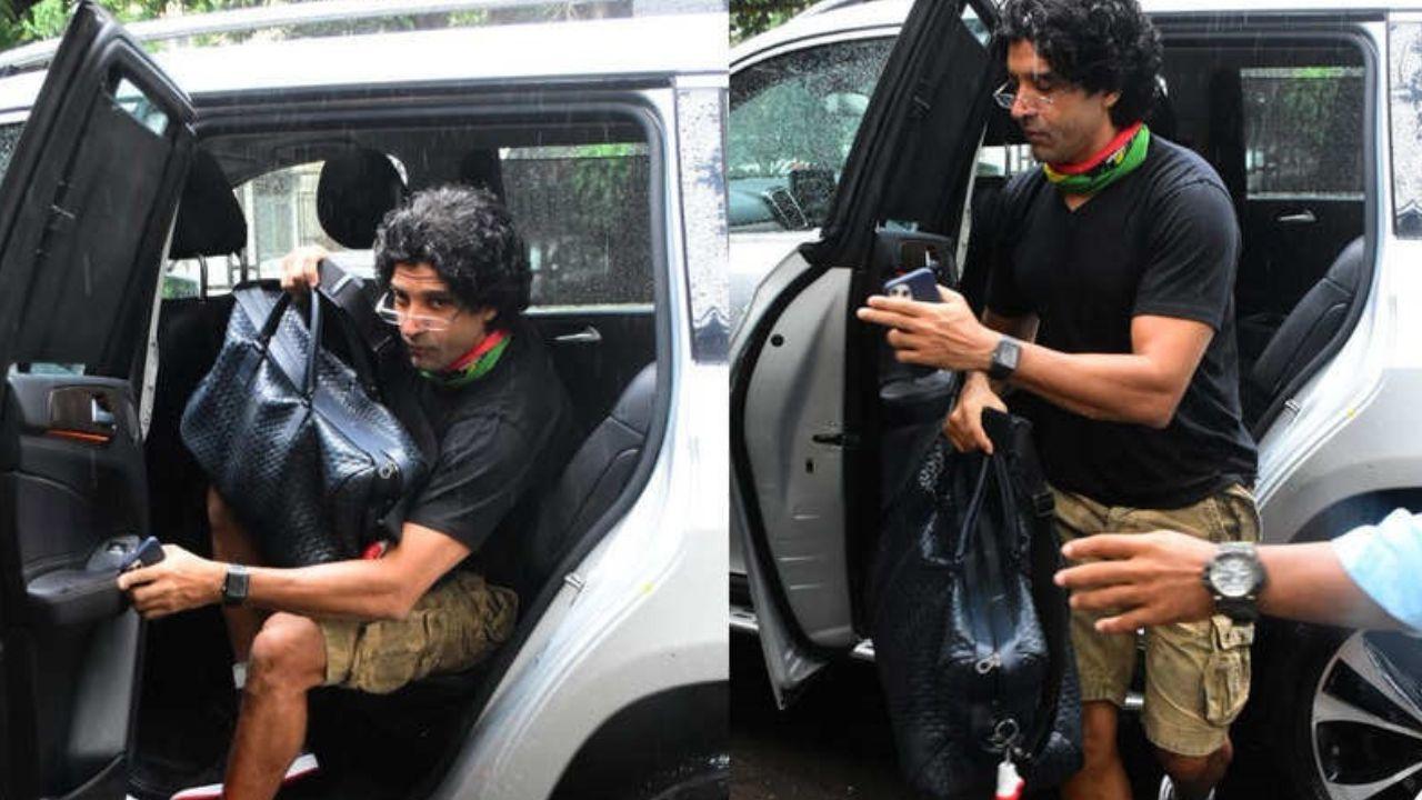 Farhan Akhtar begins preparation for 'Saare Jahaan Se Acchha'