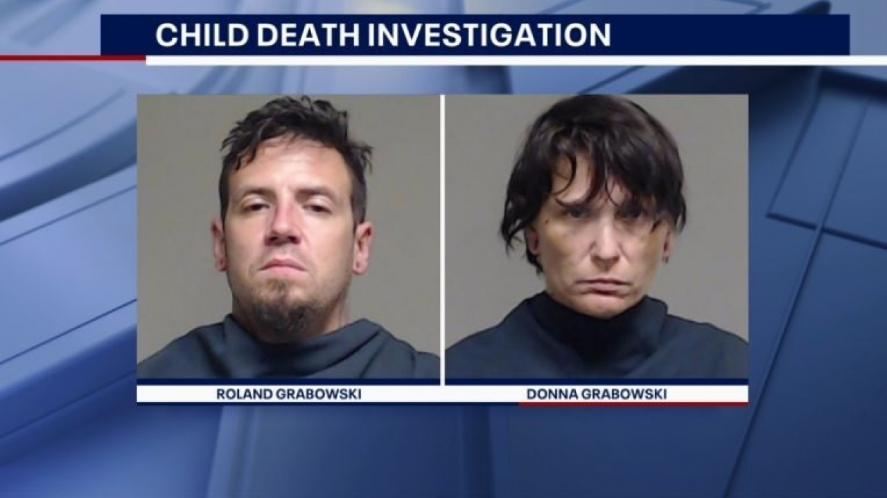 Texas:Princeton couple arrested after officers found an infant's body found in a bucket of tar