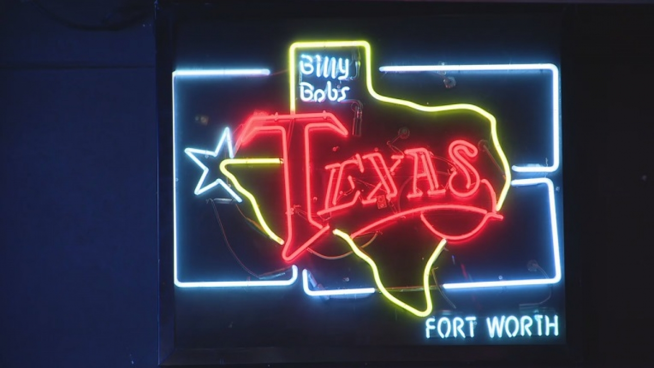 World's largest honky tonk Billy Bob's reopens as a restaurant in Fort Worth