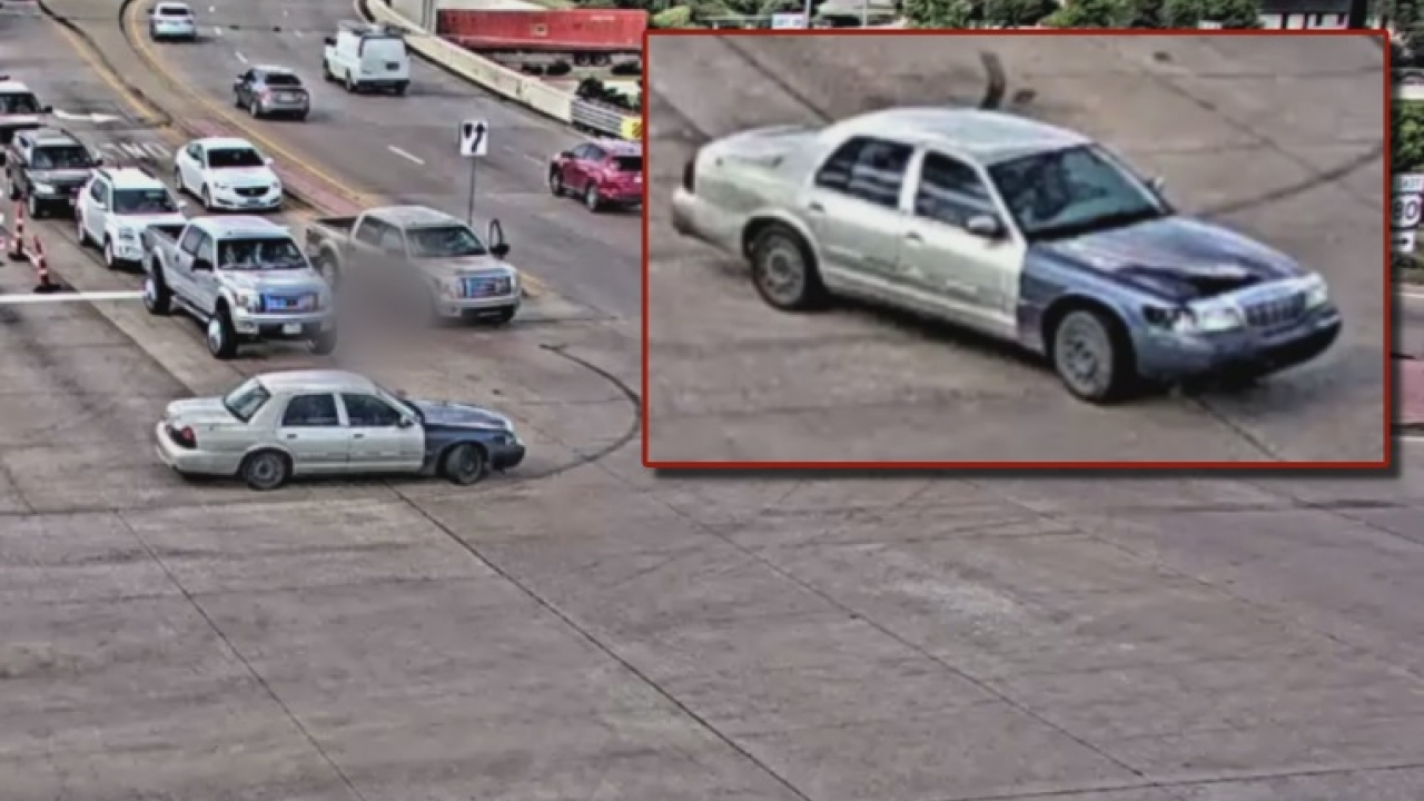 Police in Mesquite looking for hit-and-run driver