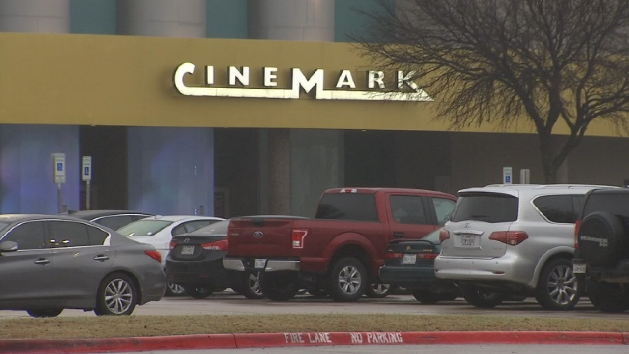 Several Cinemark theaters to re-open at DFW locations