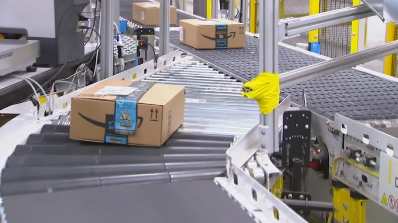 Amazon planning to come up with a new fulfillment center in Forney