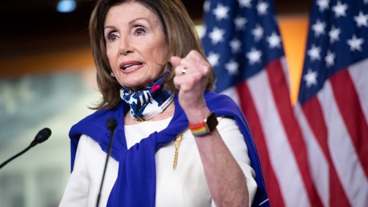 Speaker Nancy Pelosi to call the House back into session to vote on USPS bill