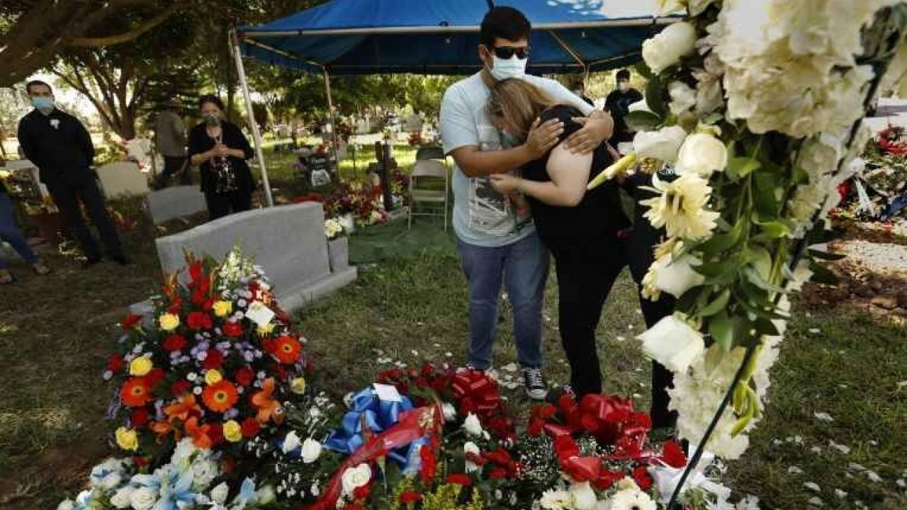 Texas surpassed 10,000 confirmed coronavirus deaths