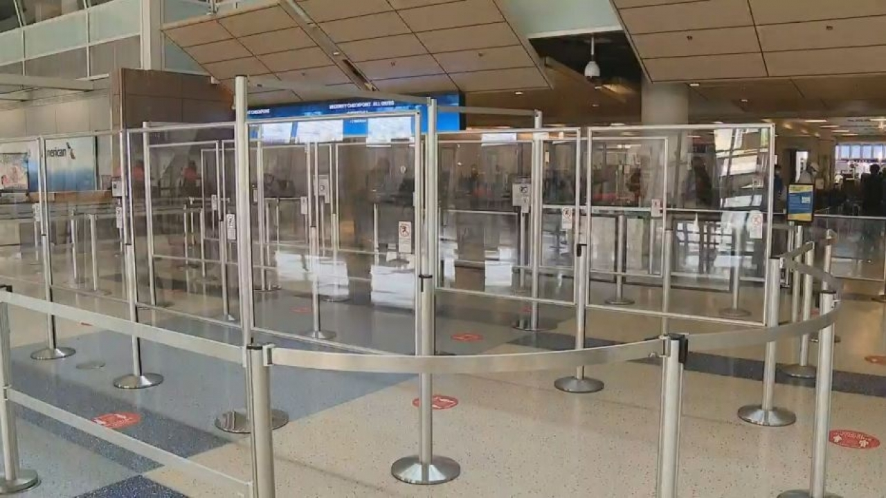 DFW Airport cancels multi-billion-dollar expansion project amid coronavirus pandemic