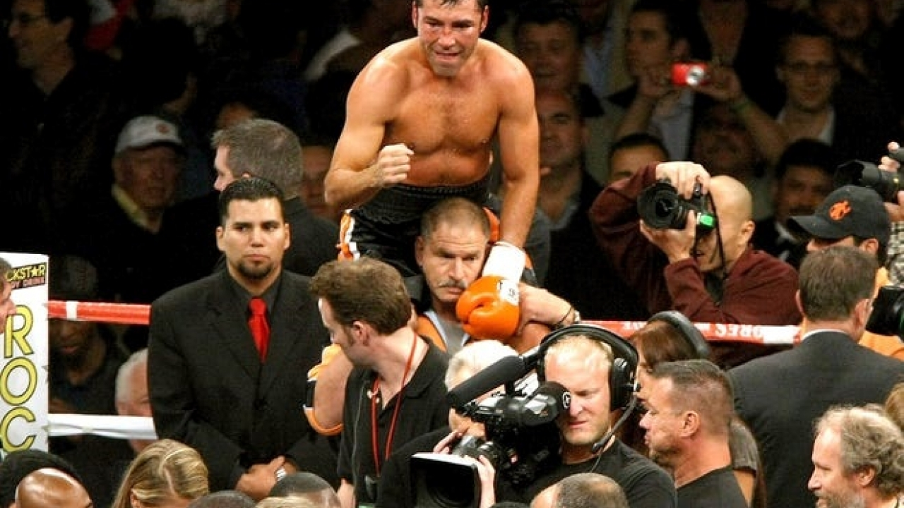 47-year old Oscar De La Hoya plans to come back to ring after 12 years