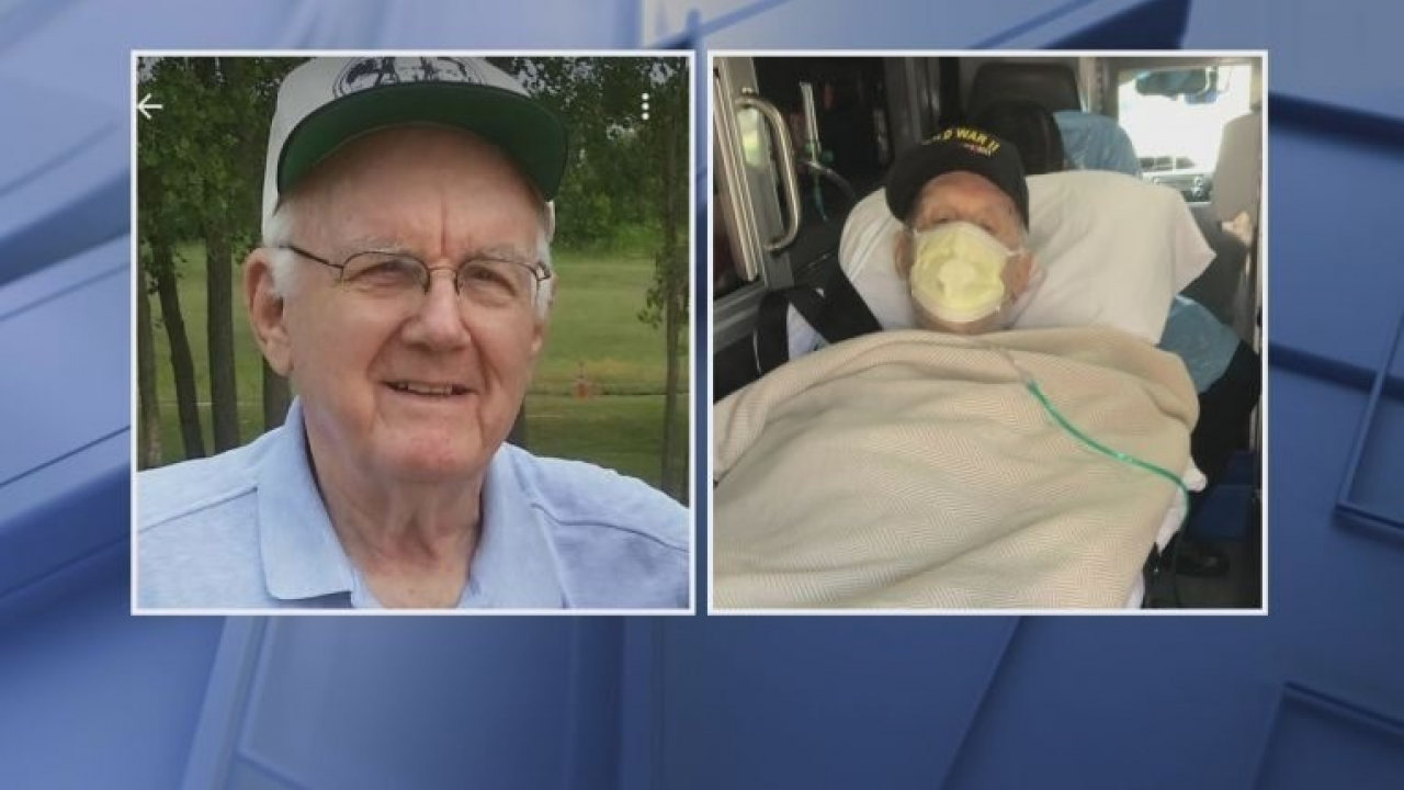 95-year-old World War II veteran passes away