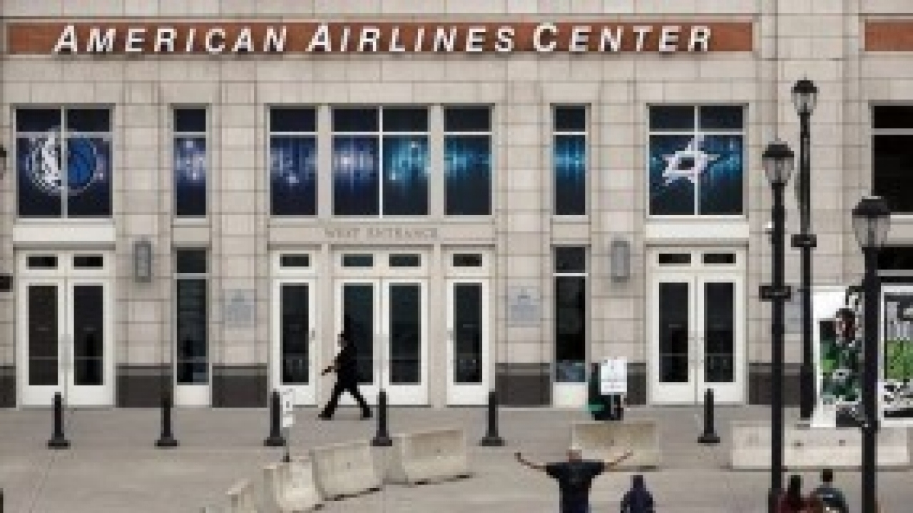 American Airlines Center to be the largest polling place in Dallas County