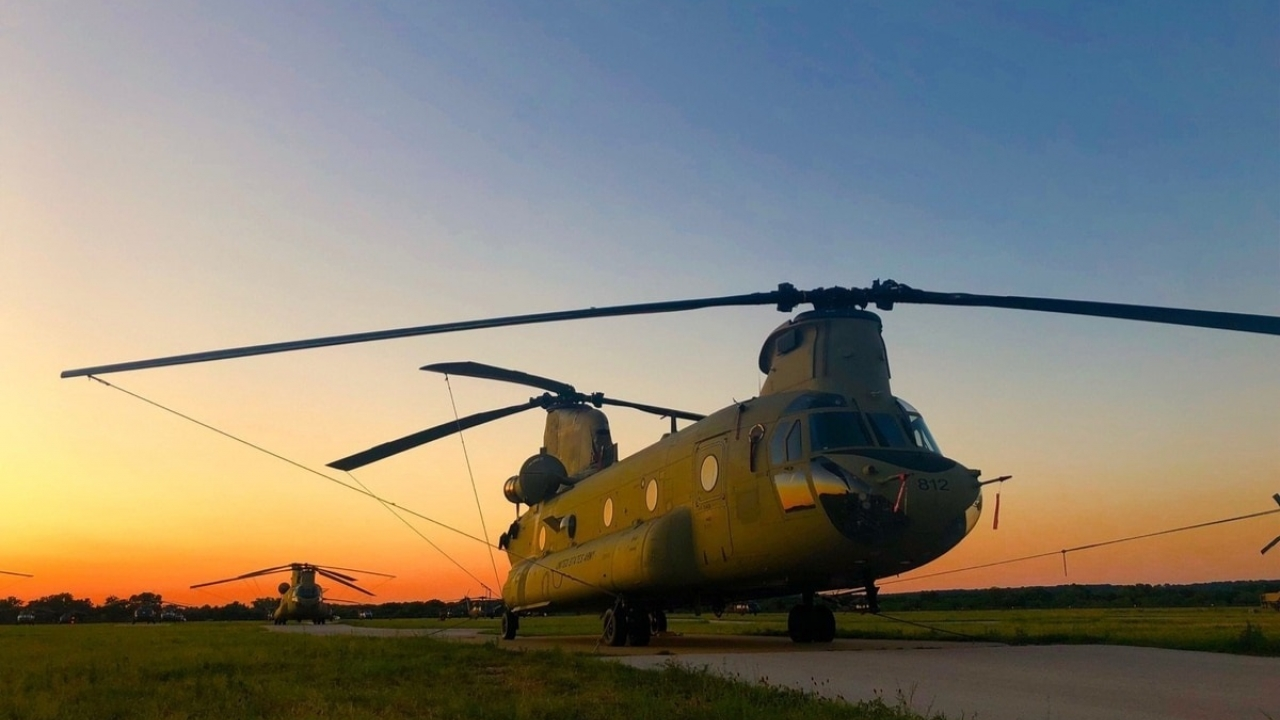 U.S. Special Operations Command get its first MH-47G Block II Chinook