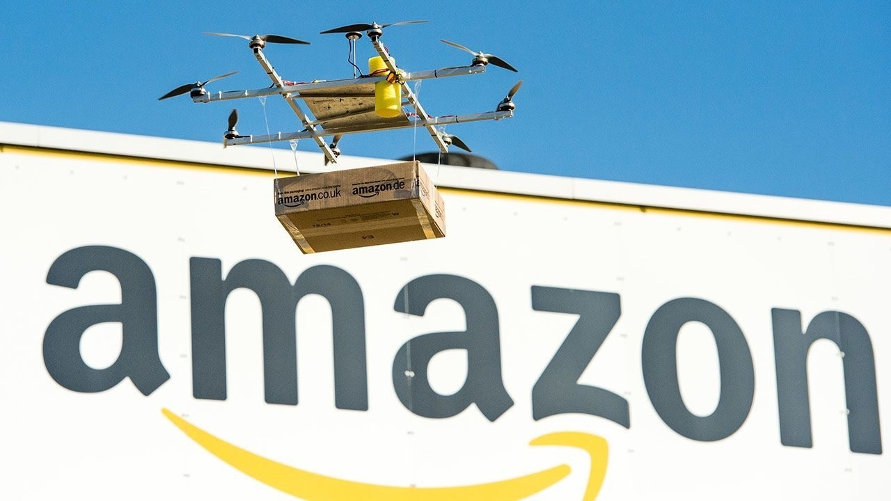 FAA granted Amazon approval to fly packages to customers
