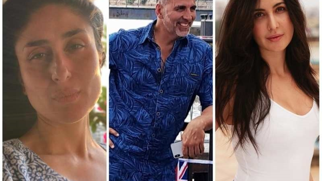 B-town stars pour in wishes for Akshay Kumar as the actor turned a year older today