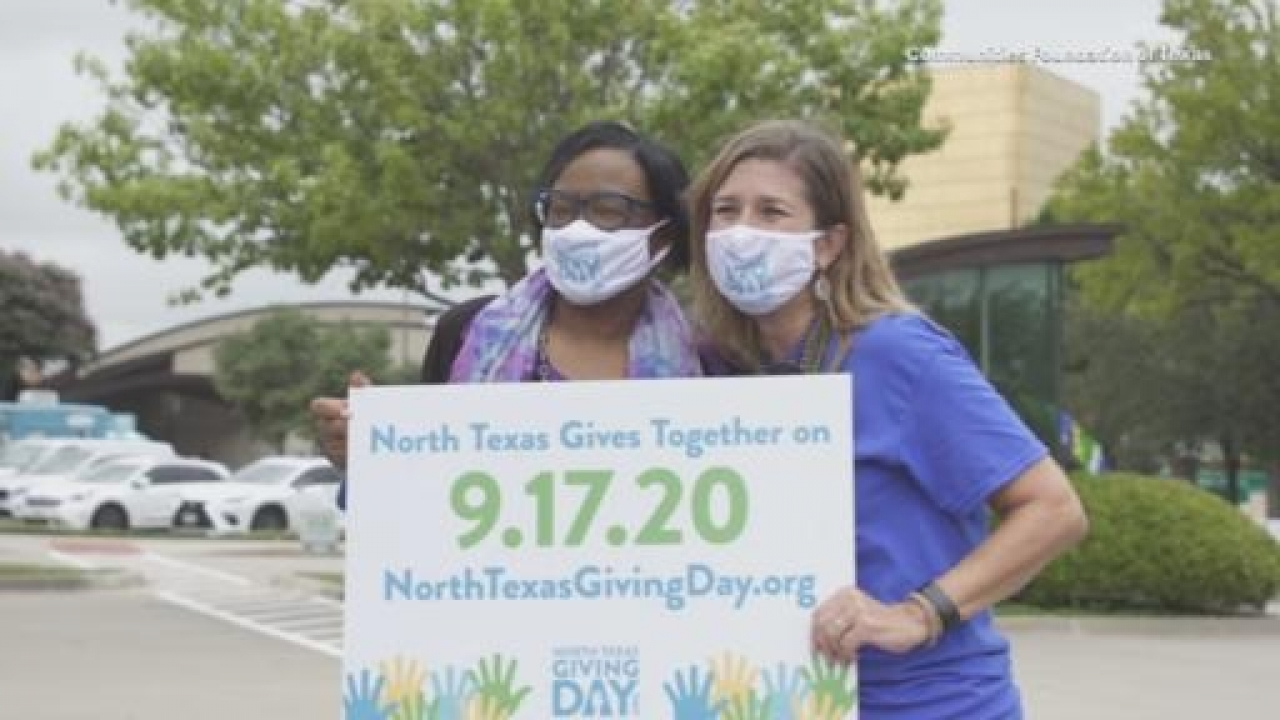 North Texas Giving Day is here! Texans encouraged to support local charities