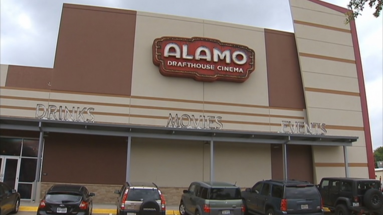 Alamo Drafthouse temporarily closes 4 of its movie theaters in North Texas locations