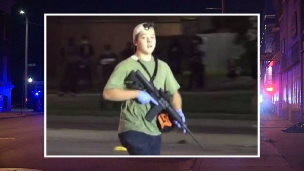 Dallas ISD HS English Teacher's assignment listed Kyle Rittenhouse as a modern-day hero