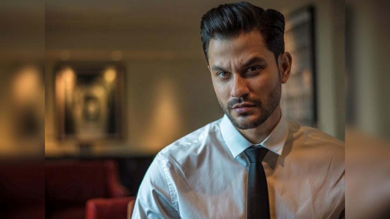 Kunal Kemmu looks wicked but handsome in his latest Instagram post
