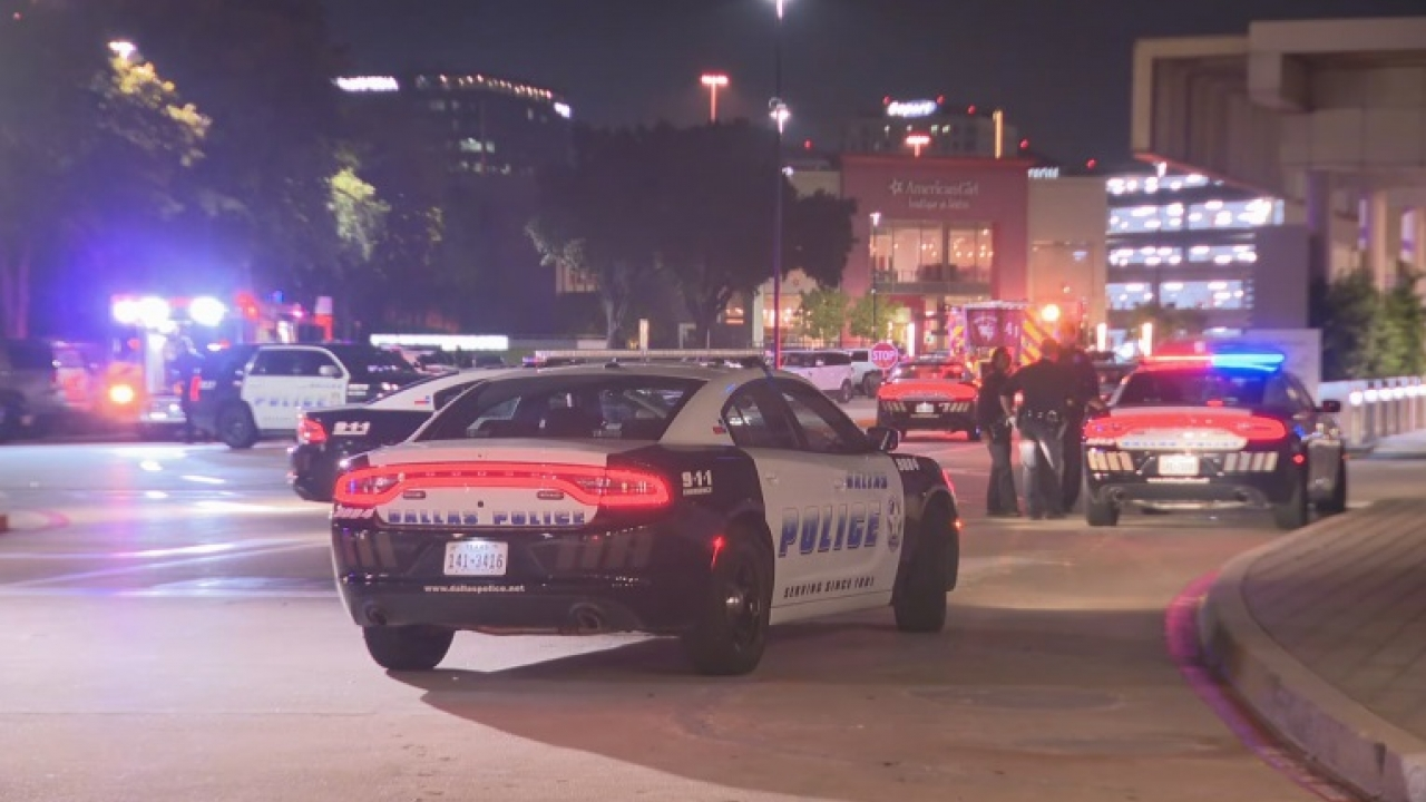 1 dead in a fatal shooting in the hotel parking lot near the Galleria