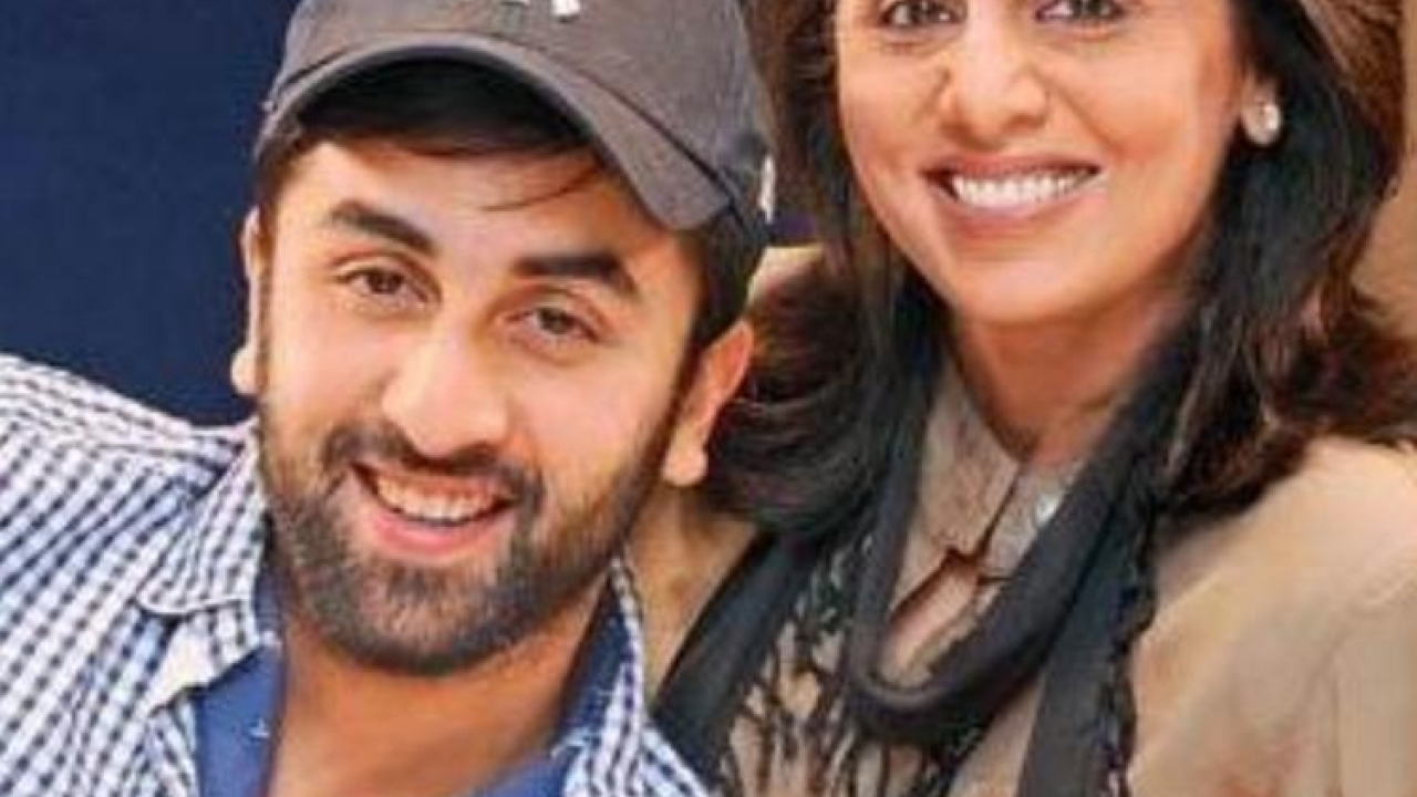 Mom Neetu Kapoor wishes her son Ranbir Kapoor on his special day