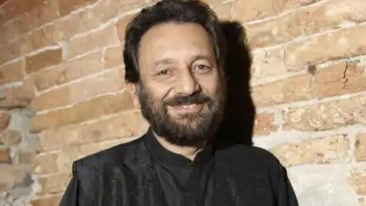 Shekhar Kapur is the new president of FTII Society and chairman of FTII Governing Council