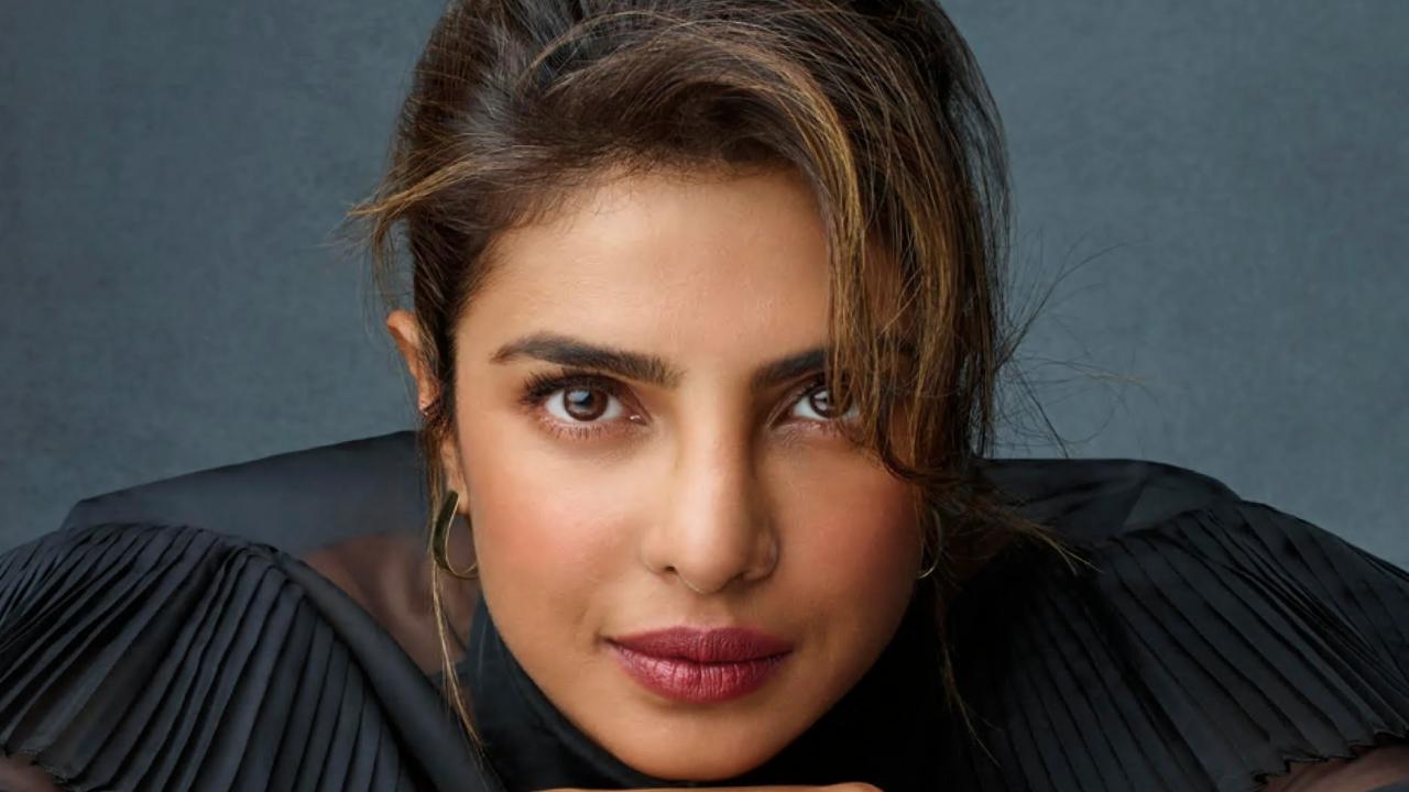 Priyanka Chopra Jonas uncovers the first look of her memoir Unfinished