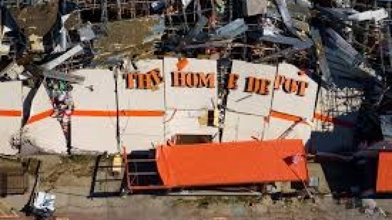 Home Depot's store on Forest Lane that was hit by an EF-3 tornado is all set to reopen