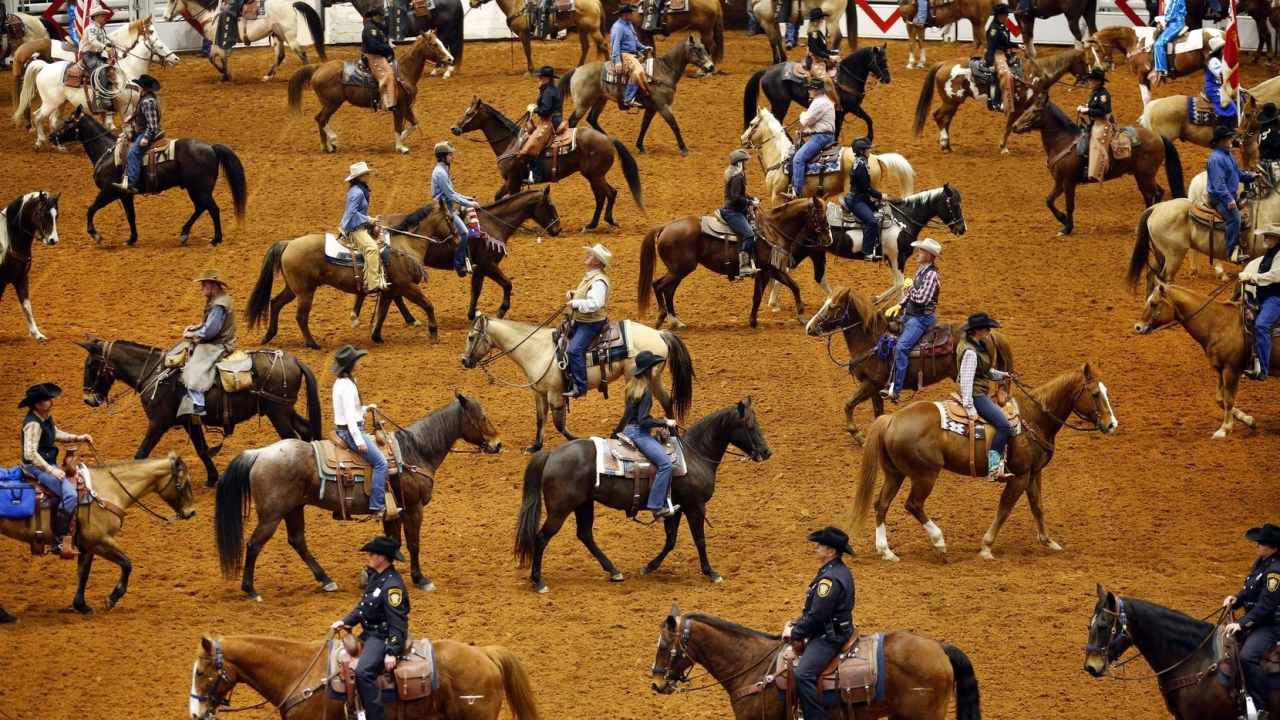 Fort Worth's Annual Stock Show and Rodeo canceled due to the pandemic