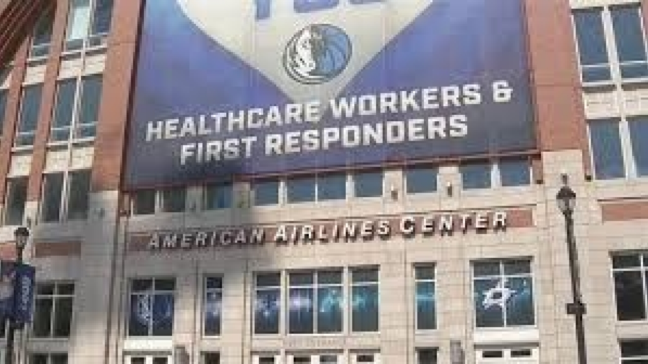 American Airlines Center all set to welcome early voters