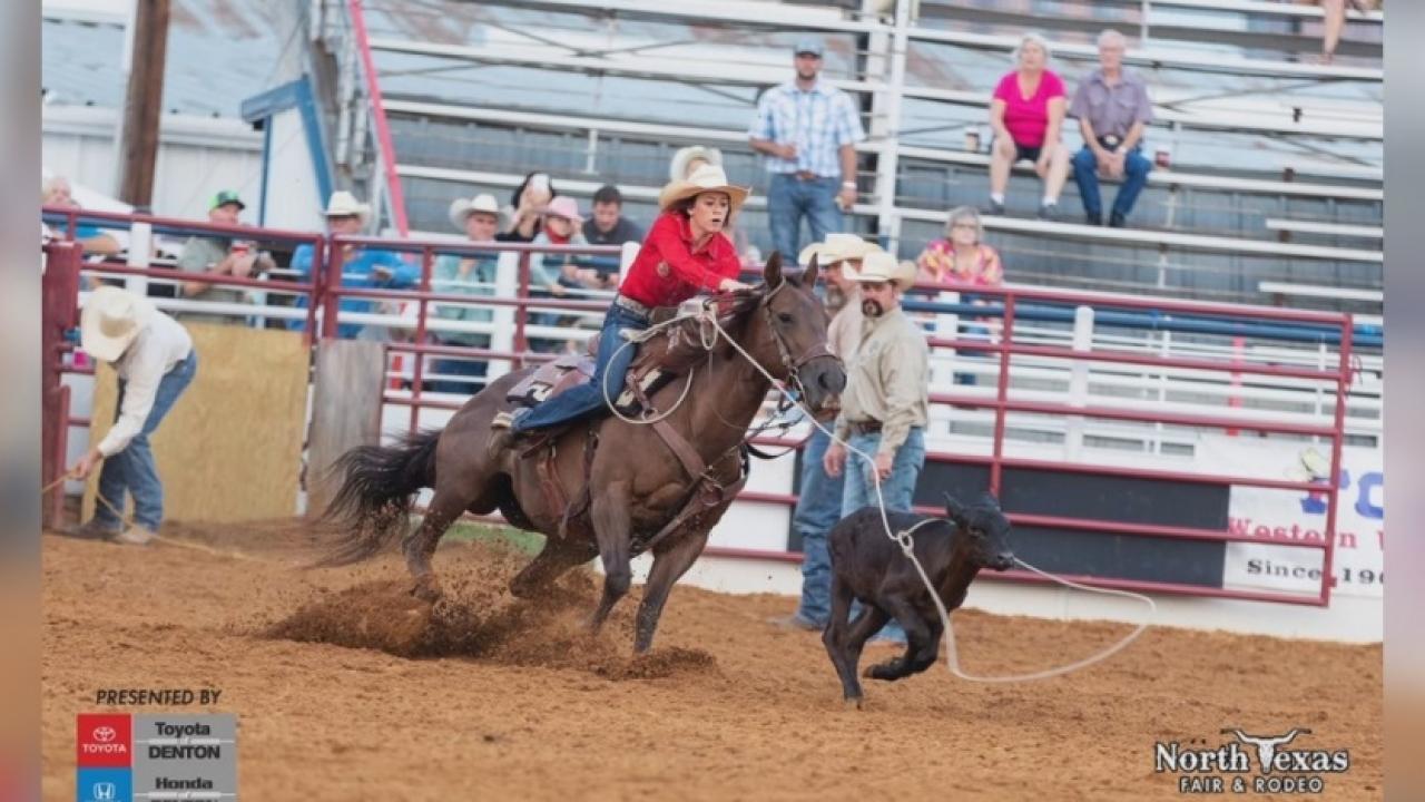 North Texas Fair & Rodeo kicks off 92nd year Friday night in Denton