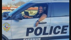 Everman officer put on ventilator in ICU because of coronavirus