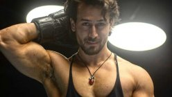 This picture of Tiger Shroff sweating it out in the gym will give you major fitness goals