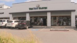 North Dallas toy store reopens one year after the tornado
