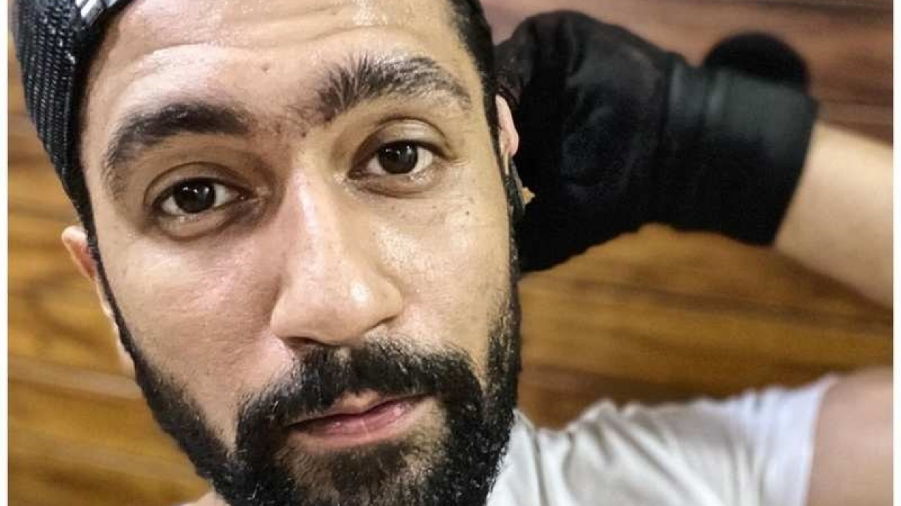 Vicky Kaushal makes cardio fun and exciting for fans