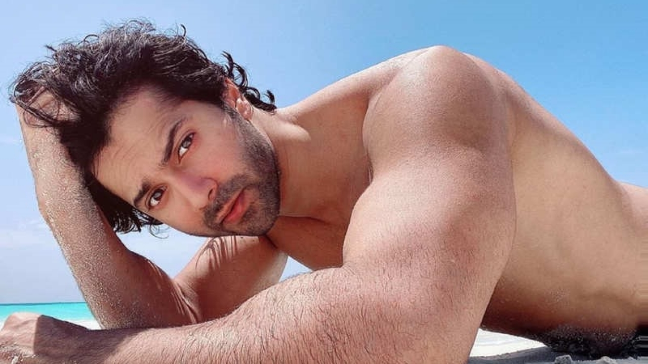 This picture of Varun Dhawan from his Maldives getaway will make your day