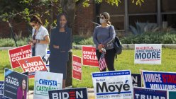 Dallas County Record amount of Dallas County voters voted early this election