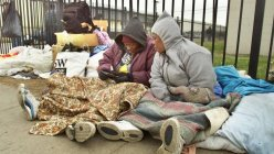 Fort Worth city preparing to shelter the homeless during cold weather