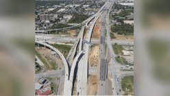 Construction work to shut down some parts of highway I-30 in Arlington