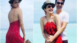 Kajal Aggarwal and Gautam Kitchlu share memories from their Maldives honeymoon