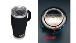 YETI recalls Rambler 20-ounce Traveler Mug with Stronghold Lid, citing a risk of burns due to defective lids