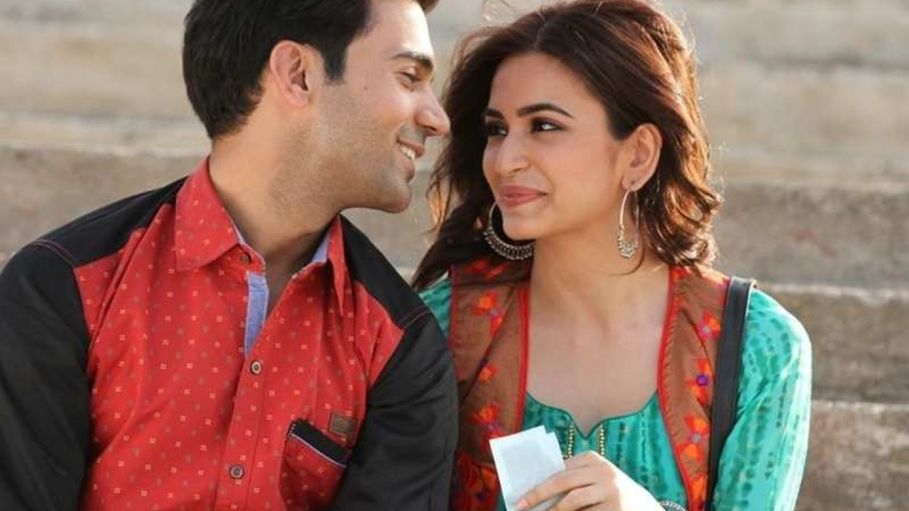 Kriti Kharbanda celebrates 3 years of 'Shaadi Mein Zaroor Aana'