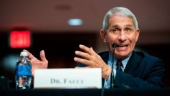 Fauci says Pfizer coronavirus vaccine may be available for high-risk cases soon