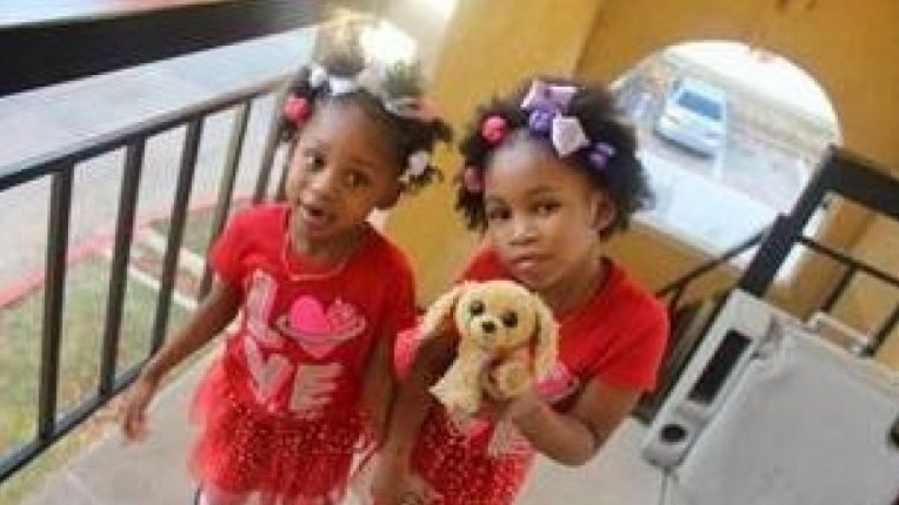 Police officers searching for missing sisters in northwest Dallas who may be in danger